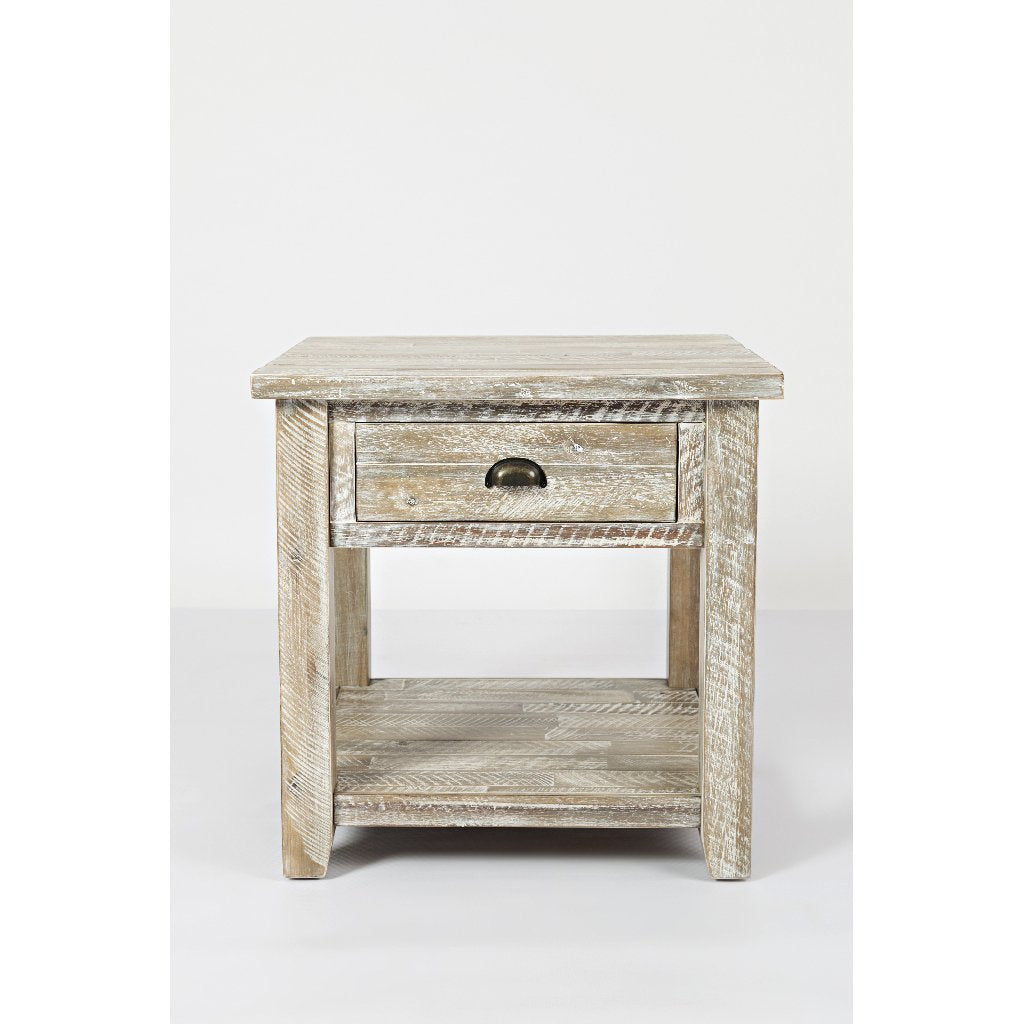 Artisan's Craft End Table