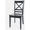 Asbury Park X Back Chair (Set of 2)