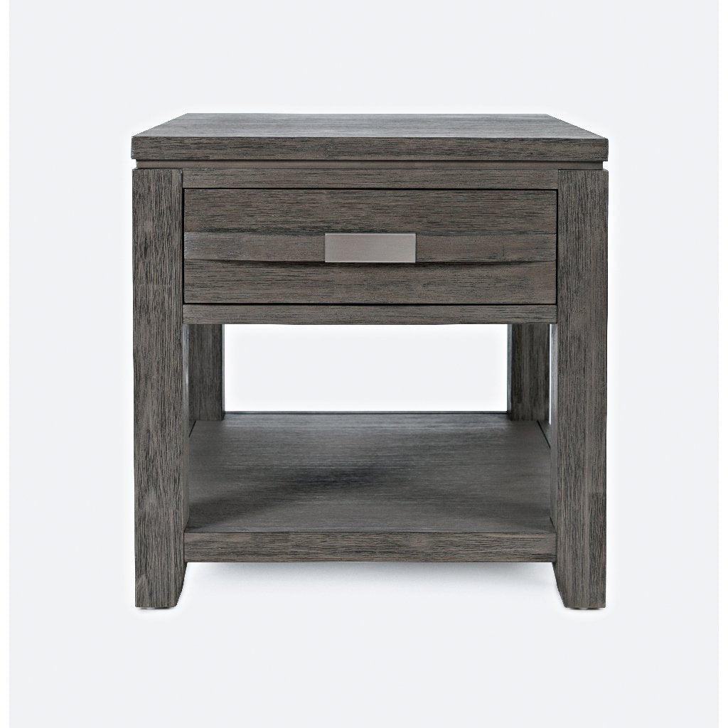 Altamonte End Table with Shelf