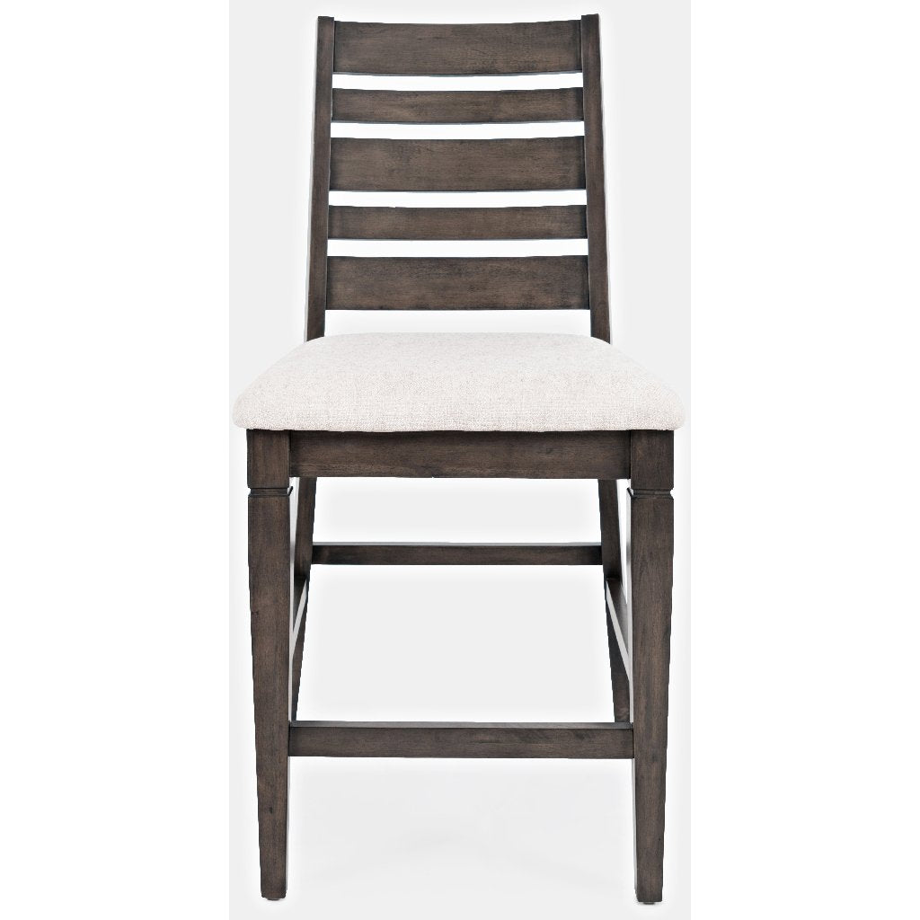 Lincoln Square Ladderback Stool (Set of 2)