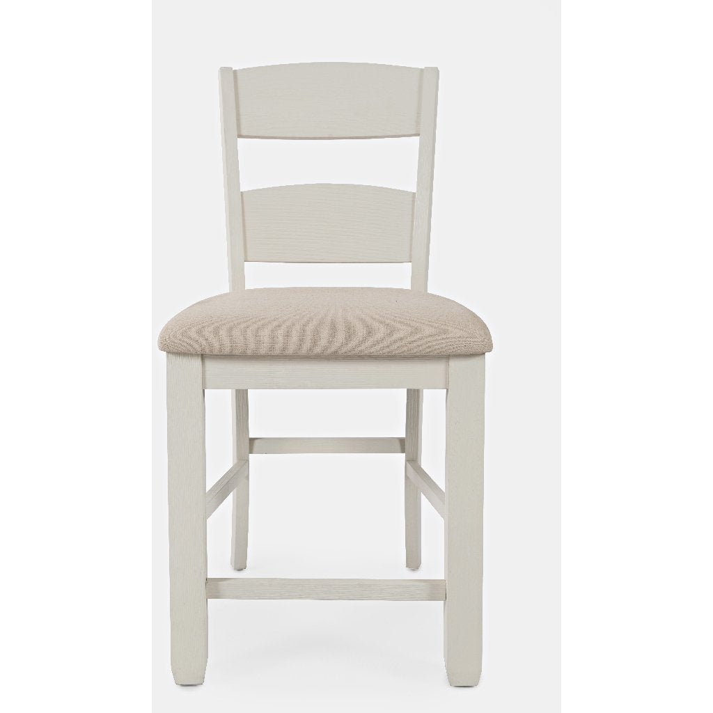 Dana Point Ladderback Stool (Set of 2)