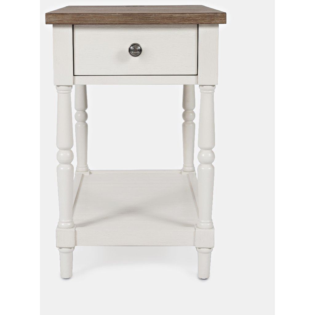 Grafton Farms Power Chair Side Table