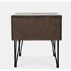 Blackstone 2 Drawer End Table