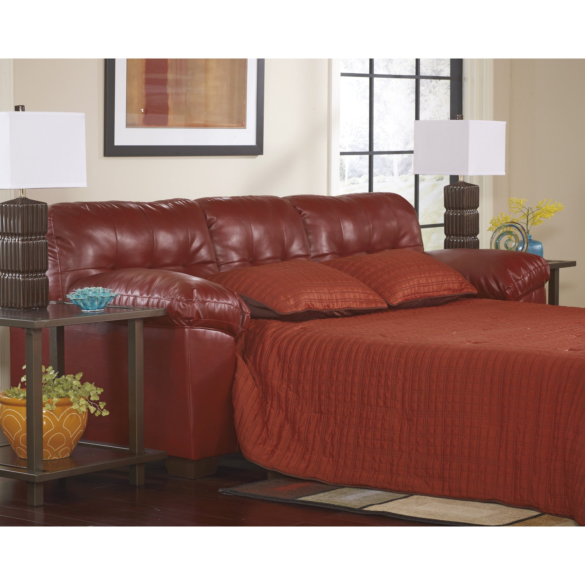 Alliston DB  Salsa Queen Sofa Sleeper