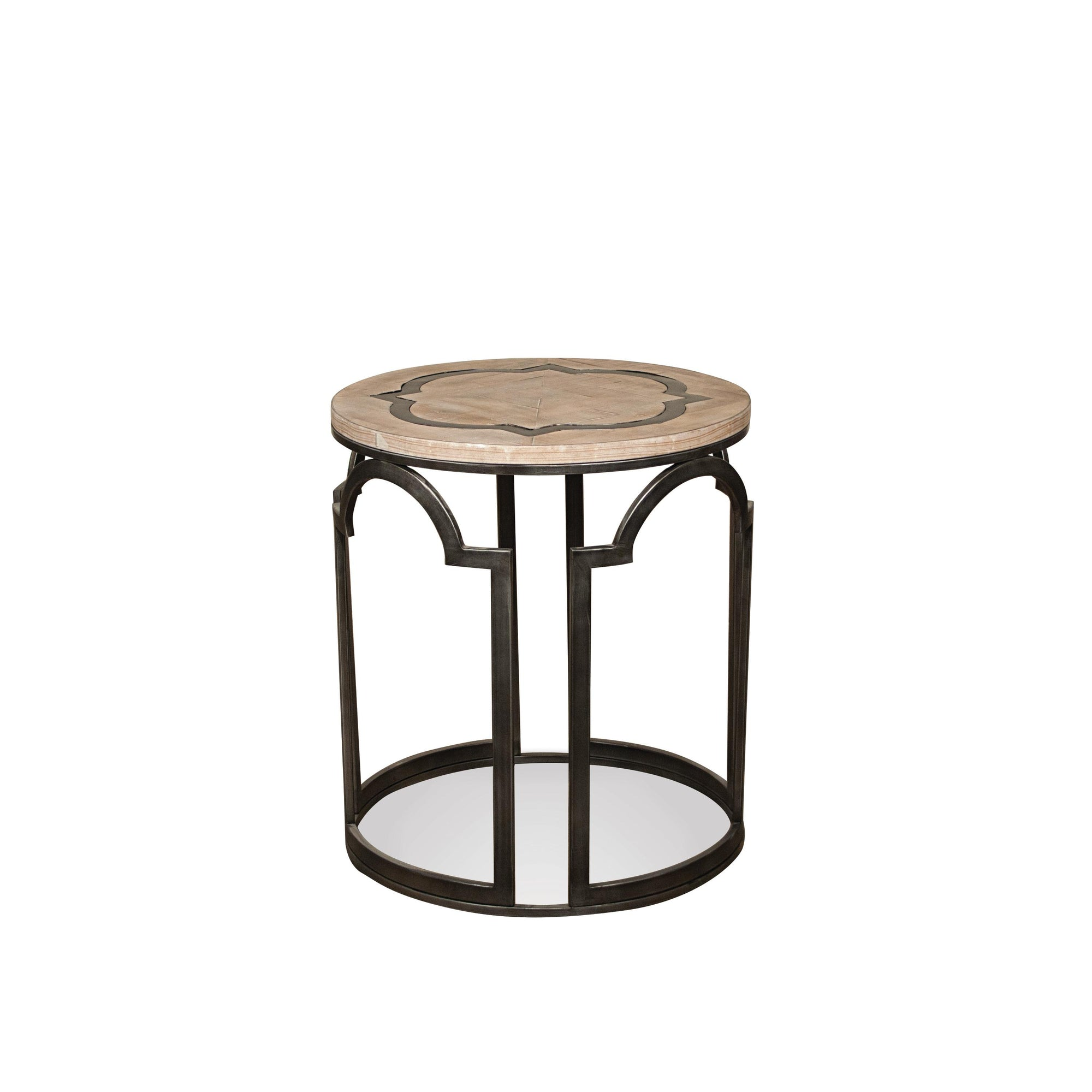Estelle Round End Table