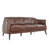 Martel 3-Seater Sofa Tan