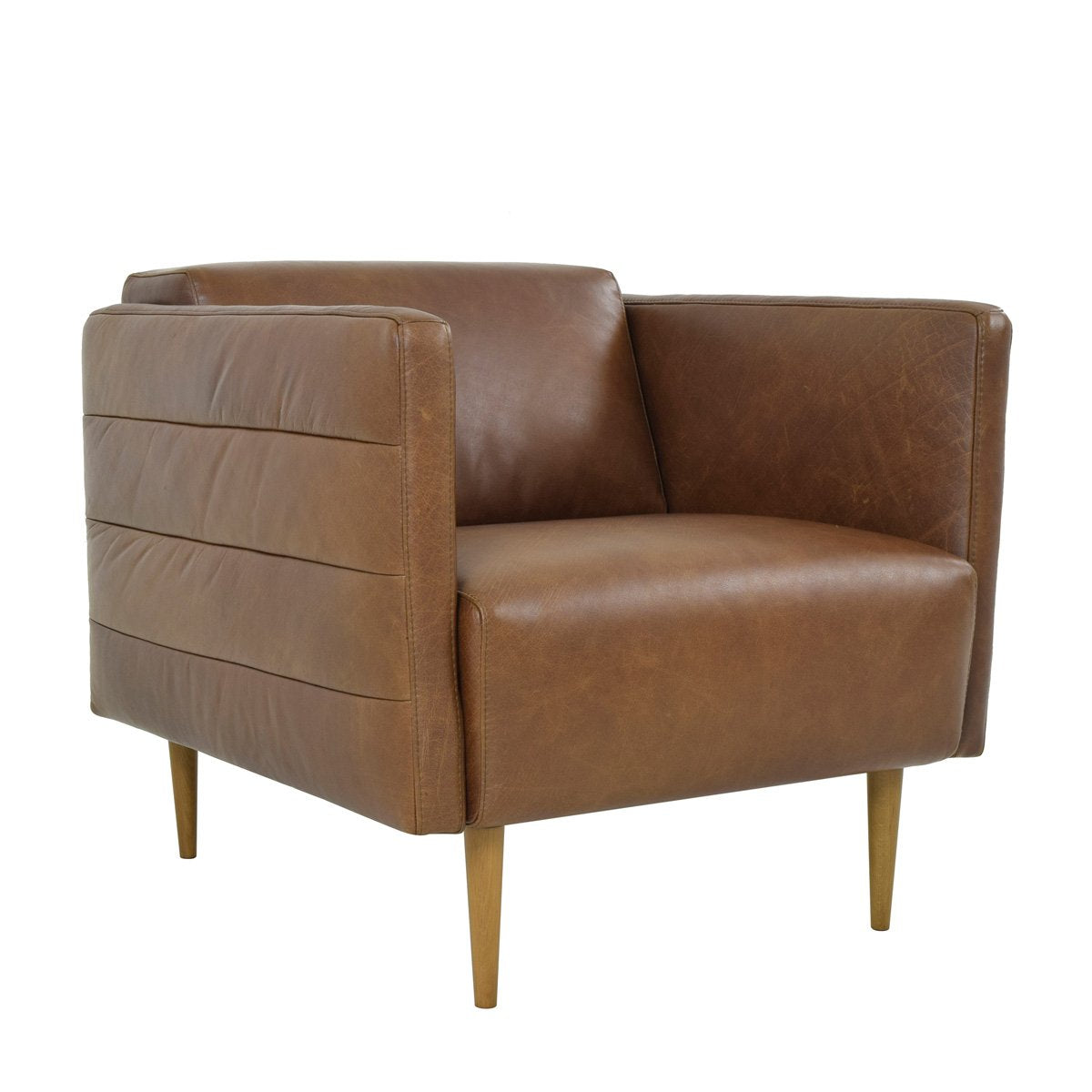 Dublin Club Chair Tobacco