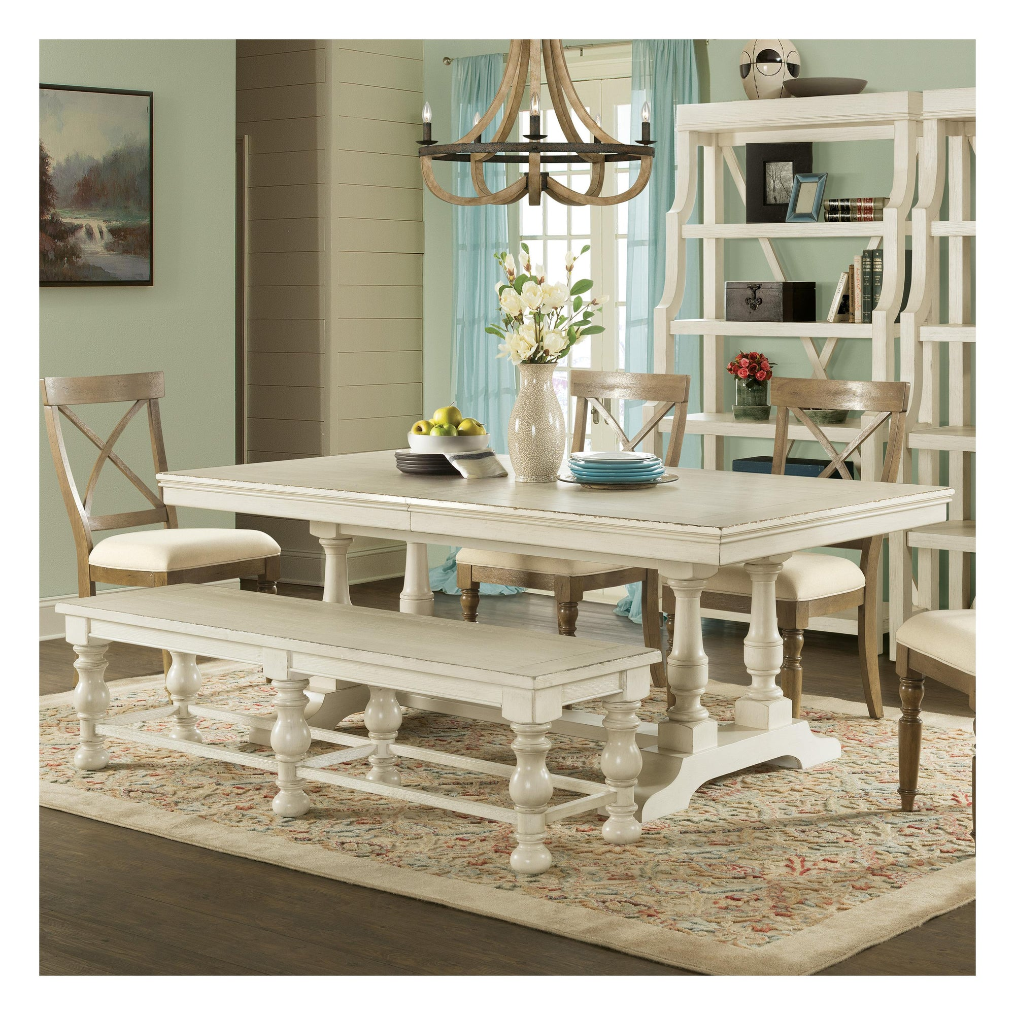 Sarasota 7-Piece Extension Dining Set