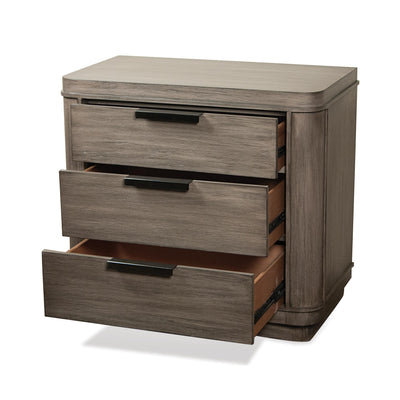Precision 3-Drawer Nightstand
