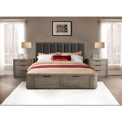 Precision 6/0-6/6 Low Upholstered Headboard