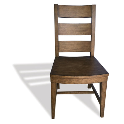 Hawthorne Side Chair-Wood Seat 2""