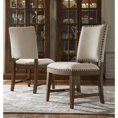 Hawthorne Upholstered Side Chair 2""