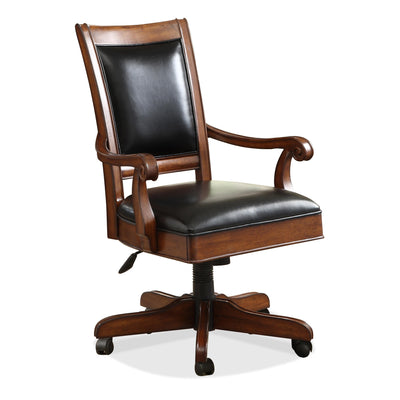 Bristol Court Desk Chair Upholstered