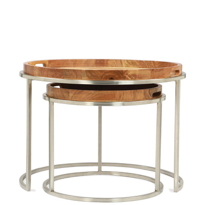 Finley Nesting Cocktail Table