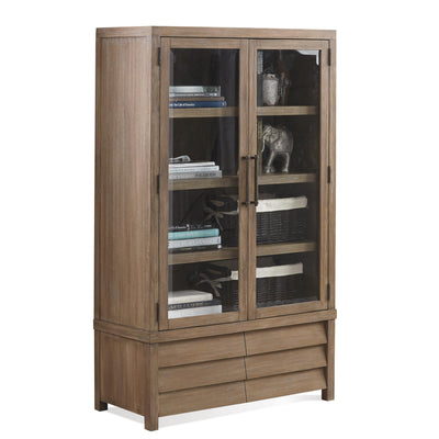 Mirabelle Cabinet Bookcase