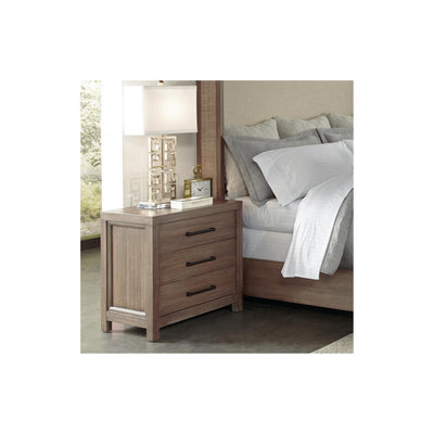 Mirabelle 3-Drawer Nightstand