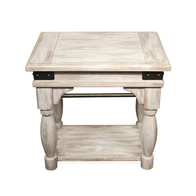 Regan Chairside Table