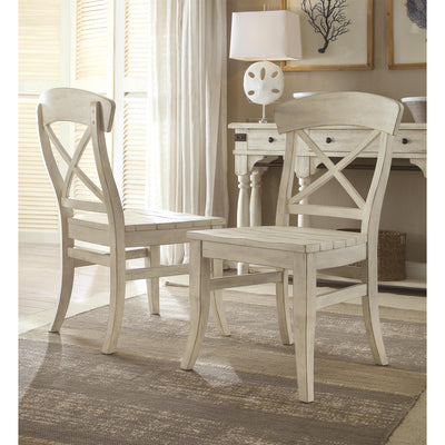 Regan X-Back Dining Chair 2""