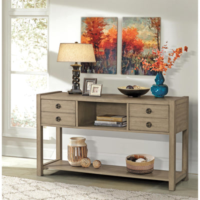 Perspectives Hall Console Table