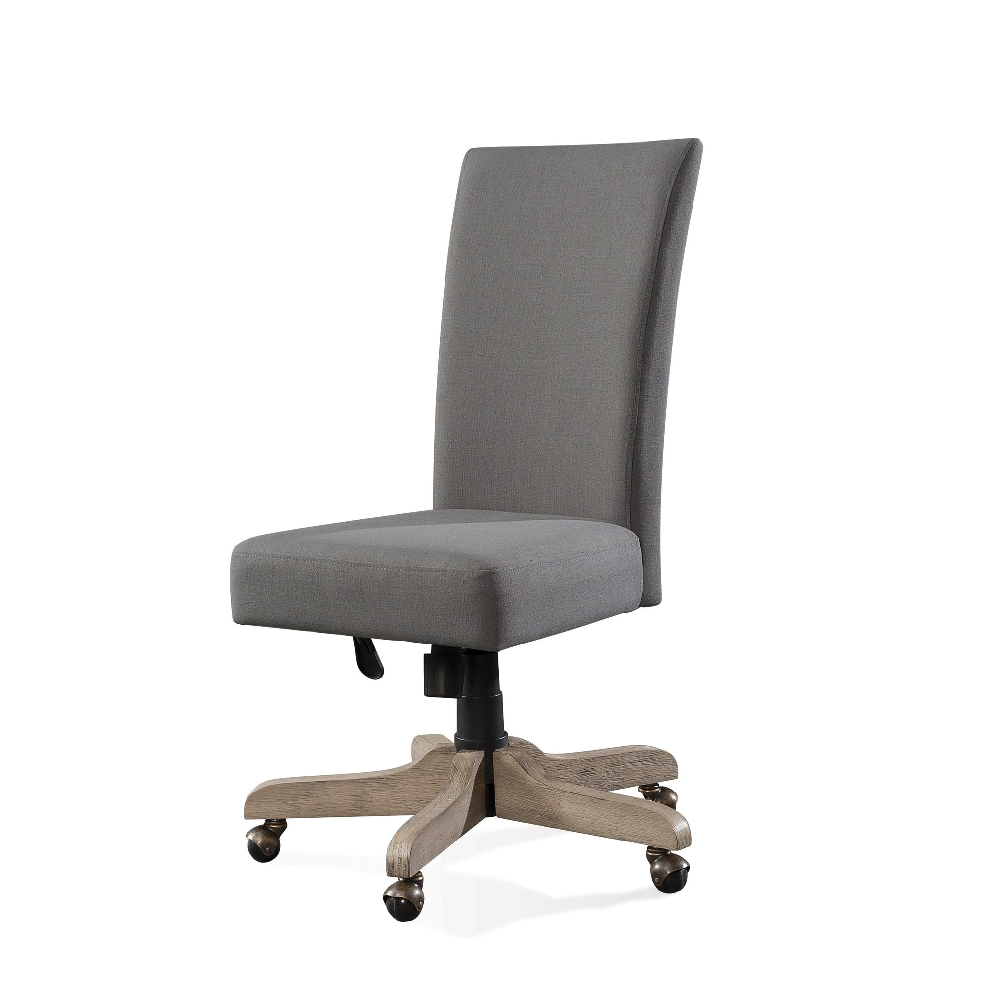 Perspectives Upholstered Back Desk Chair