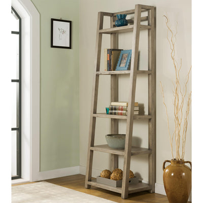 Perspectives Leaning Bookcase