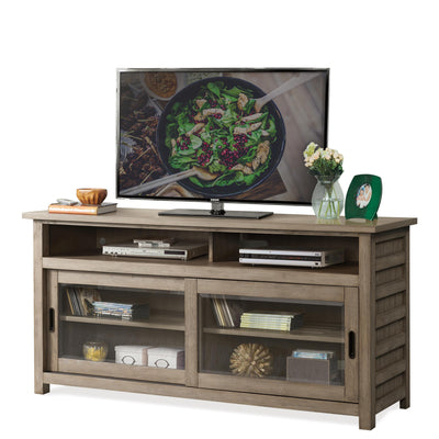 "Perspectives 64"" TV Console"