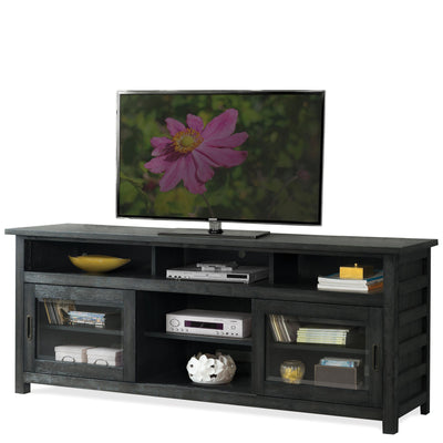 "Perspectives 74"" Media Console"