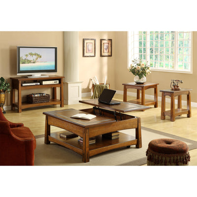 Craftsman Home Sofa/Console Table