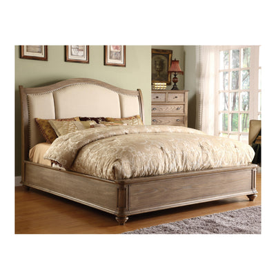 Coventry 6/0-6/6 Upholstered Sleigh Headboard