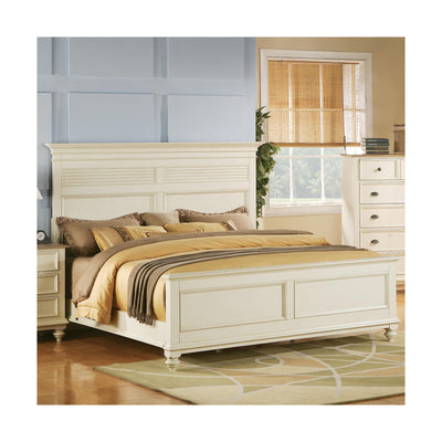 Coventry Two-Tone 4/6-5/0 Panel Headboard
