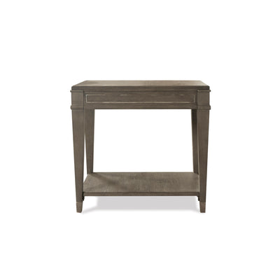 Dara Two Rectangle End Table