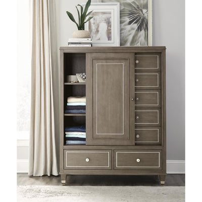 Dara Two Sliding Door Chest