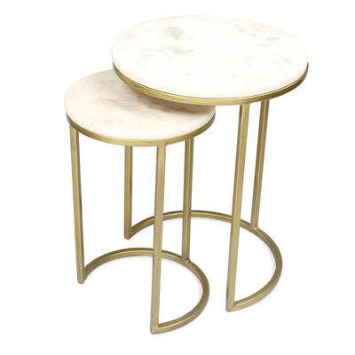 Edith Nesting End Table-Bases