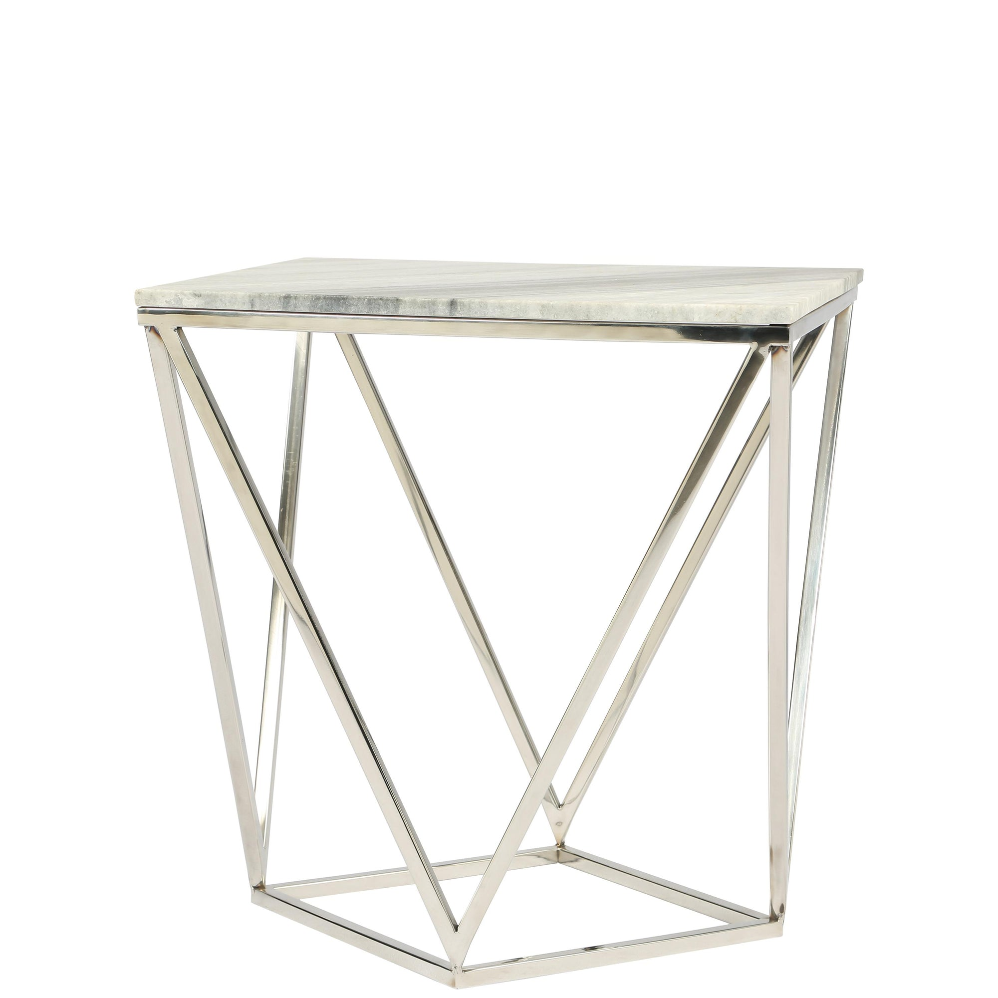 Luna Square End Table