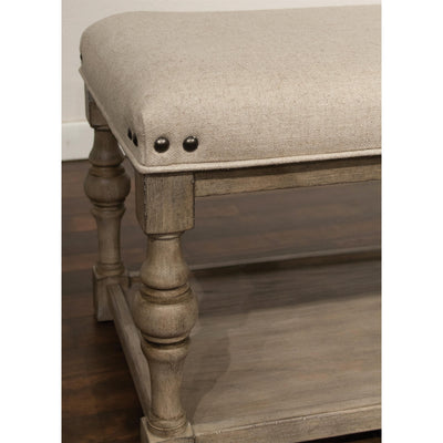 "Juniper 54"" Upholstered Dining Bench"