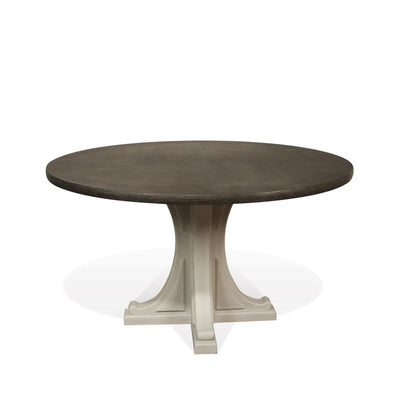 Juniper Round Ped Dining Table-Base