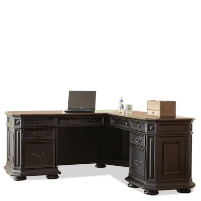 Allegro L-Desk And Return
