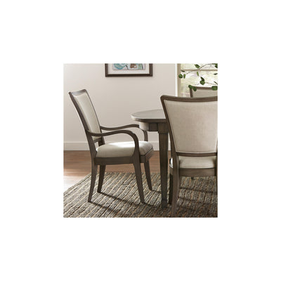 Vogue Upholstered Arm Chair 2""