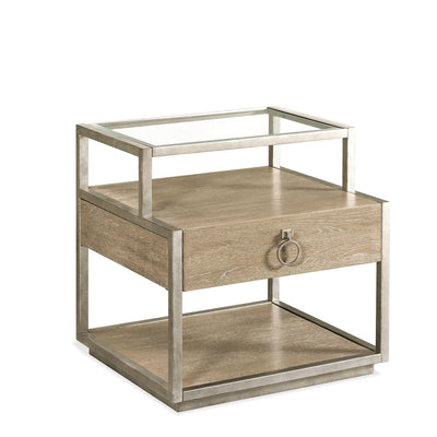 Sophie Rectangle End Table