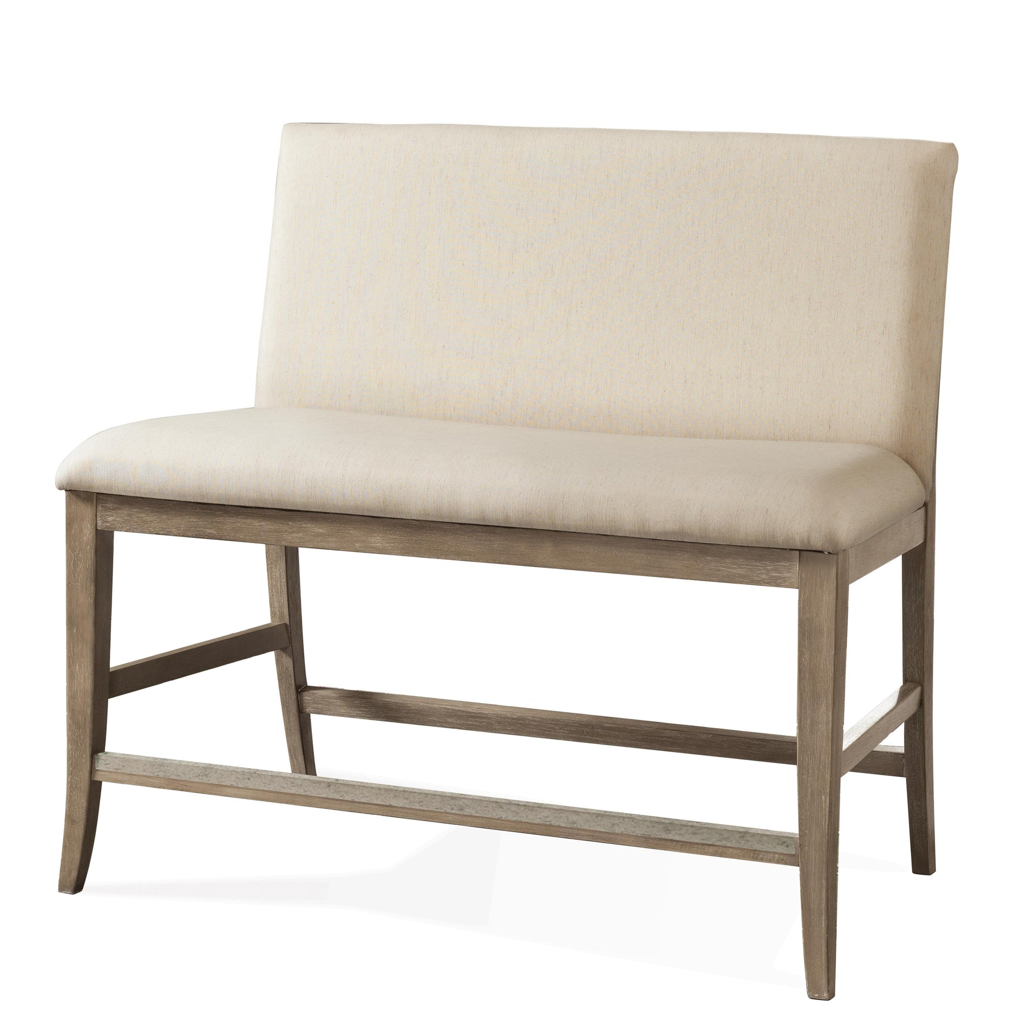 Sophie Upholstered Counter Height Bench