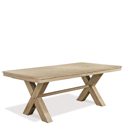 "Sophie 78"" Trestle Table-Base"