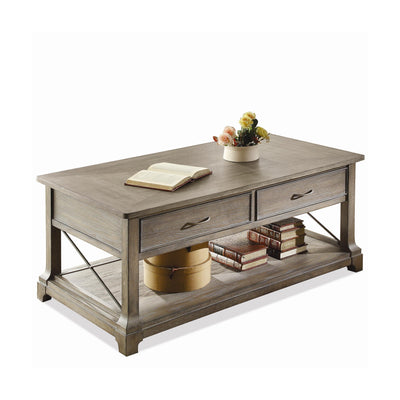 Windhaven Rectangular Cocktail Table