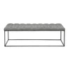 Gramercy Coffee Table Granite 58""