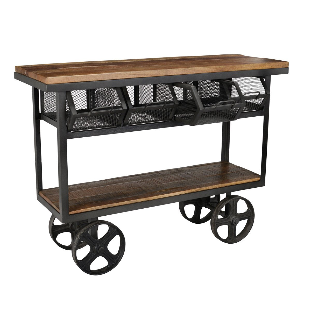 Asher Industrial Cart