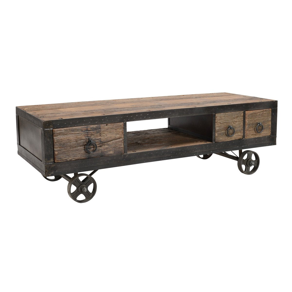 Ferrer 3-Drawer Coffee Table