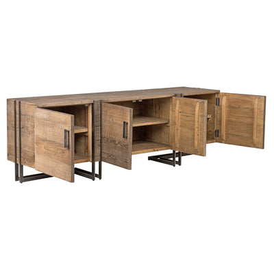 Marcelo 4-Drawer TV Stand