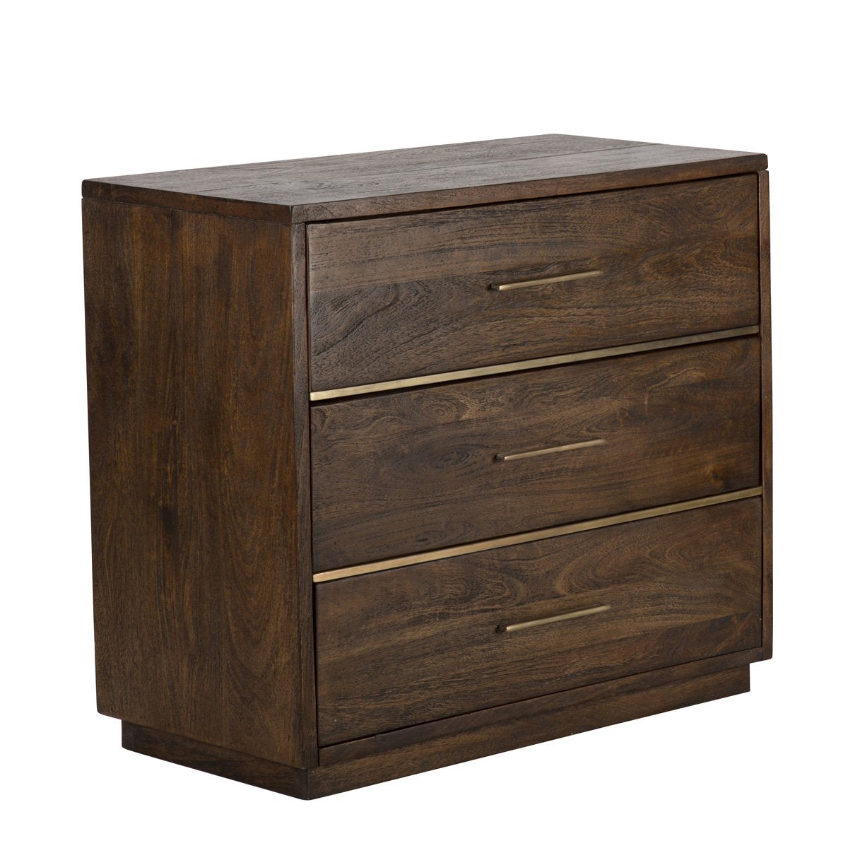 Olivia 3-Drawer Chest