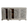Harmony 4-Drawer Breakfront Sideboard