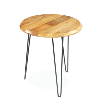 Helena Round End Table