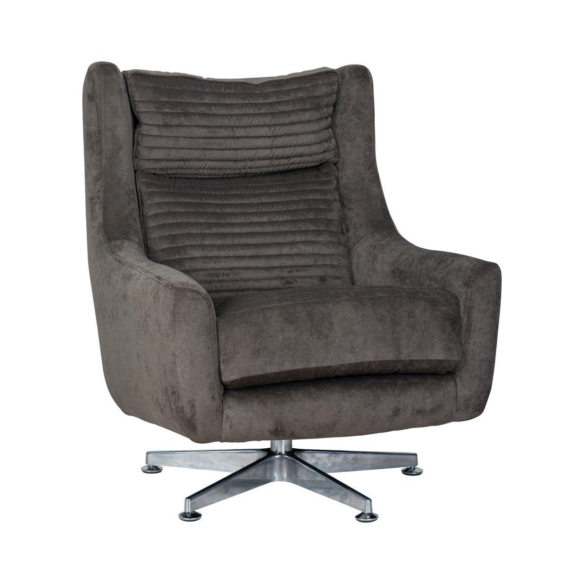 Aaron Swivel Chair Ash